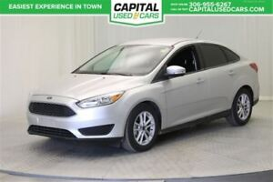 2016 Ford Focus SE:**ACCIDENT FREE**BACKUP CAMERA** BLUETOOTH**C