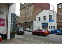 Newington, Causewayside. Central 3rd floor one bedroomed flat.