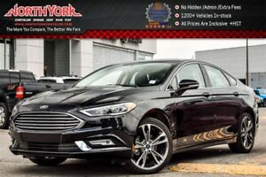 2017 Ford Fusion Titanium|AWD|Pkng_Sensors|Sunroof|Backup_Cam|So