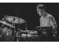 Drum Lessons in West London and Surrey