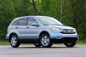 2010 Honda CR-V EX-L - Just arrived