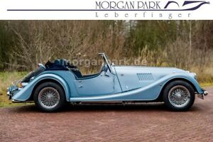 Morgan Plus 4  2.0l *Ice-Blue Met.*
