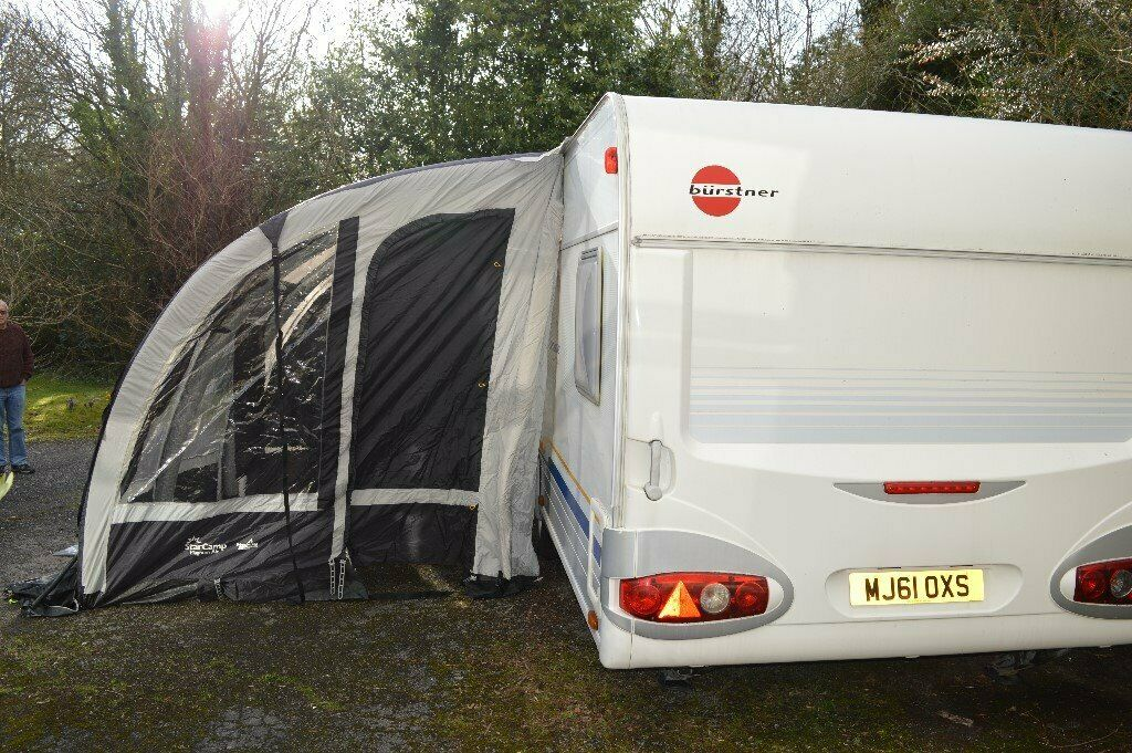 Starcamp Inflatable Caravan Awning 250 | in South Brent ...