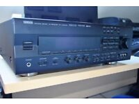 £92 or reasonable offer. Near Mint Yamaha RX-V592RDS AV Surround Sound Amplifier Receiver with RC.