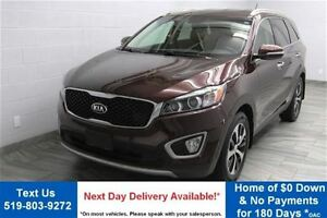 2016 Kia Sorento 2.0T AWD w/ LEATHER! REVERSE CAMERA! POWER PACK