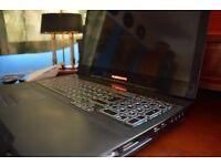 Alienware m17x r2 - i7 720QM/16gb ram/SSD&HDD/HD 5870 -