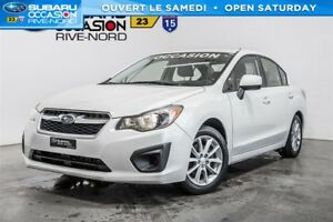 2014 Subaru Impreza Touring MAGS+BLUETOOTH+SIEGES.CHAUFFANTS