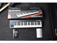 M-audio Keystation 49 for sale