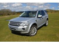 Land Rover FREELANDER 2 2.2 SD4 HSE 4x4 5dr Automatic