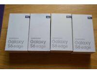 SAMSUNG GALAXY S6 edge 64GB BRAND NEW WARRANTY & SHOP RECEIPT