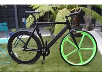 Brand new NOLOGO Aluminium single speed fixed gear fixie bike/ road bike/ bicycles 11m