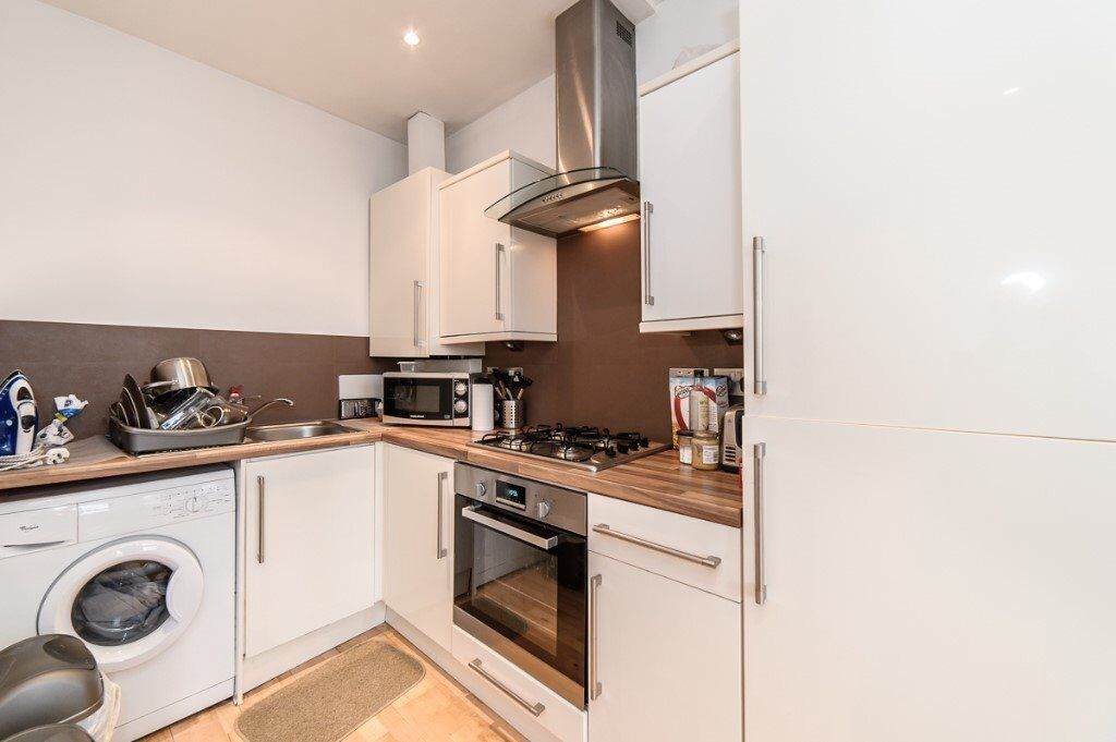 A gorgeous one double bedroom period conversion