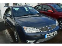 Ford MONDEO 2005 In excellent condition with MOT until March 2017