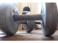 Dumbells/Barbells