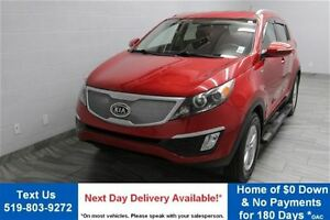 2012 Kia Sportage AWD LX w/ 46,000KM! ALLOYS! POWER PACKAGE! HEA