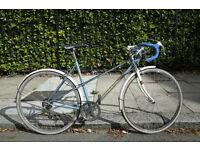 Lovely Ladies steel road racer by Tensor, Fully Restored, Size Medium 51cm Frame