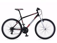 Bike Giant Revel MTB (Red, Black and Withe) + Free lock + Free High quality lube