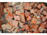 Bricks - 1930s reclaimed FREE