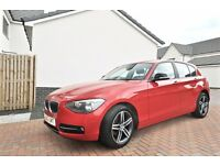 BMW 114d M sport **low miles** will take offers