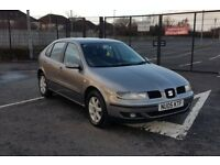 2005 Seat Leon S 16V 1.4 Petrol 5 Door - MOT December 2018 - Cheap Car