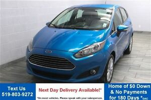 2014 Ford Fiesta SE HATCHBACK! AUTOMATIC! ALLOYS! A/C! POWER PAC