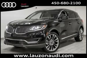 2016 Lincoln MKX RESERVE ECOBOOST 21PCS