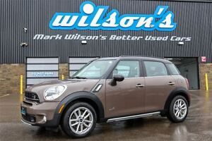 2015 MINI Cooper Countryman S  COUNTRYMAN! AWD! $77/WK, 5.49% ZE
