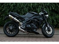Triumph Speed Triple 1050 *Low Mileage*