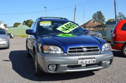 2001 Subaru Outback Wagon Horseshoe Bend Maitland Area Preview