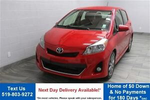 2012 Toyota Yaris SE AUTOMATIC w/ POWER PACKAGE! CRUISE CONTROL!