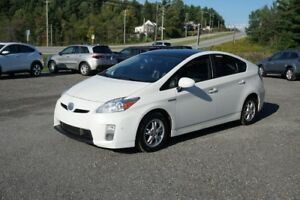 2010 Toyota Prius TECHNOLOGY+TOIT SOLAIRE+CRUISE ADAPTATIF+RADAR