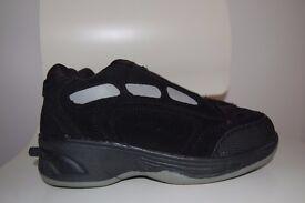 Black wheelies