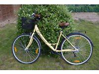 Ladies bicycle for sale