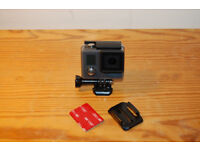 GoPro Hero and Mount - Mint, never used