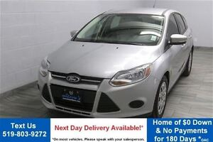 2013 Ford Focus SE HATCHBACK w/ HEATED SEATS! SYNC! POWER PACKAG
