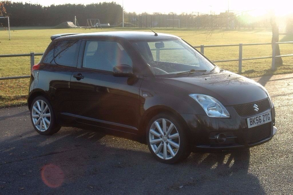 suzuki swift sport 1 6 3 door 2006 in branston lincolnshire gumtree. Black Bedroom Furniture Sets. Home Design Ideas