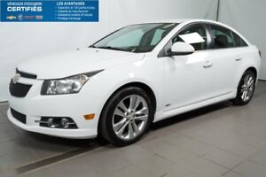 2014 CHEVROLET CRUZE LT Turbo Groupe RS