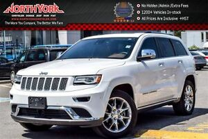 2016 Jeep Grand Cherokee Summit|4x4|SafetyTecPkg|PanoSunroof|Nav