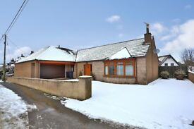 Spacious 4 Bed Detached Bungalow for sale in Kemnay