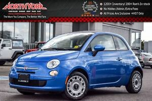 2016 Fiat 500C Pop Leather|AC|Cruise Control|Keyless_Entry|Bluet
