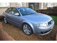 AUDI A4 B6 BREAKING ALL COLOURS