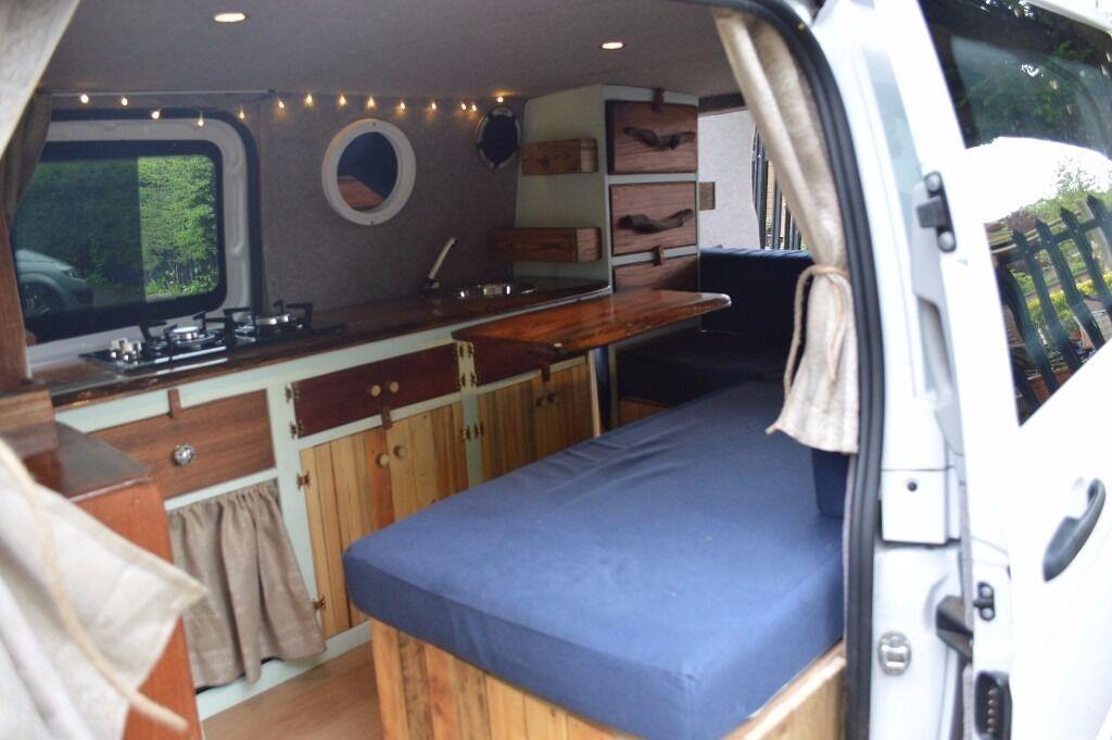 Mercedes Vito 2010 XLWB Campervan Conversion