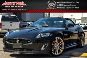 2013 Jaguar XK R|DynamicPack|Perf.Seats| Nav|HtdFrSeats|Bowers&W