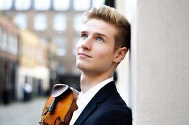 Violin Teacher in London - ONLINE LESSONS UNTIL MID-SEPT
