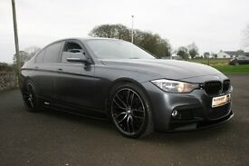 2013 bmw 320 d m sport with performance pack