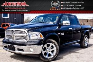 2017 Ram 1500 New Car Laramie 4x4|Crew|Convi.Pkg|ParkSense|Leath