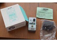 Elecro-Harmonix Freeze Sound Reteiner Pedal
