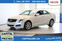 2013 Cadillac ATS Performance AWD *Navigation-Forward Collision