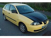 Seat Ibiza 1.4 tdi 2005