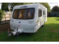 Bailey Pageant Moselle 2005 4 berth great condition